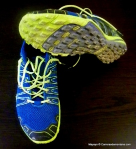 Inov 8 245 zapatilla trail minimalista 245gr 120€