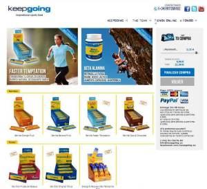 Comprar Keepgoing online.