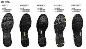 Inov 8 zapatilla trail minimalista tipos de suelas offtrail