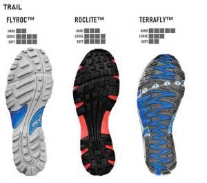 Inov 8 zapatilla trail minimalista tipos de suelas trail