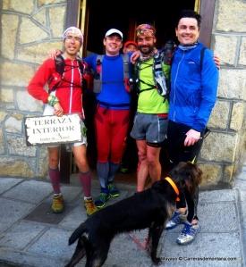 Mochila Ultraspire Revolution tras completar las 6 horas del Maratón Alpino Bandolero.