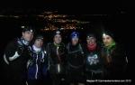 Rutas Sierra Madrid: Luces de la meseta desde la Senda Herreros.