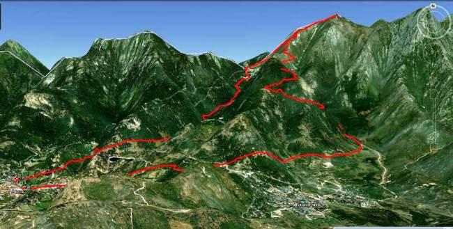 Rutas Sierra Madrid: Bola del Mundo circuito desde Cercedilla 30k