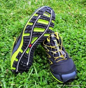 zapatillas salomon sense mantra 280 gramos 130€