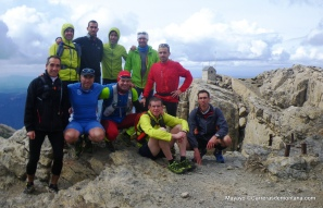 ivan ortiz en la cima penyagolosa training camp csp115