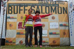 ivan ortiz y oihana kortazar campeones españa fedme 2012 foto ocisport