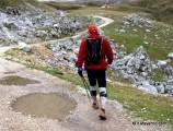 mochila trail camp light trail vest 10L en desafio cantabria 2012 3
