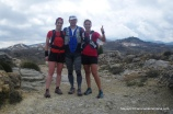 zapatillas trail running NB leadville en Penyagolosa CSP115 training camp 2
