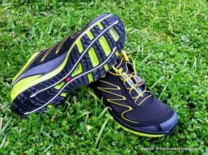 Salomon Sense Mantra: Zapatillas técnicas montaña (130€/280gr/Drop 6mm)