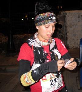 Xari Adrián en Transgrancanaria 2013. Foto: Kataverno.com