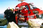 Accidente montaña rescate en Peñalara Foto Mayayo
