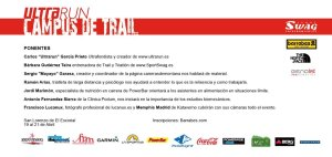Campus trail ultrarun ponencias 19-21abr