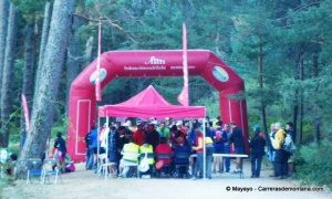 Carreras montaña Madrid Carrera Las Dehesas