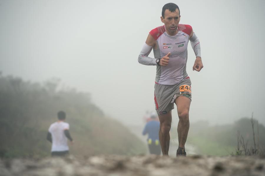 Resultado de imagen de corredores de montaña