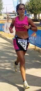 Entrenamiento trail running: Bárbara Gutierrez teira