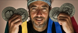 Entrenamiento trail running: Carlos García Prieto.