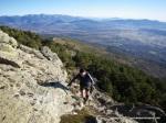 Accidente de montaña entrenamiento trail running el escorial pico abantos (1)