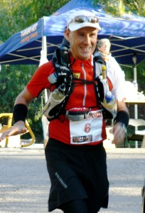 entrenamiento trail running salvador calvo en GR10 xtrem 2012