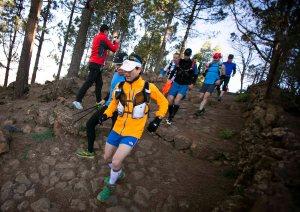Entrenamiento trail running: Zigor iturrieta en Transgrancanaria 2013 training camp.