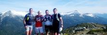 entrenamiento ultra trail aitor leal john tidd luis alonso julian alonso cima peña aguila