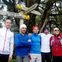 mochila trail ultimate direction John tidd en transgrancanaria 2013