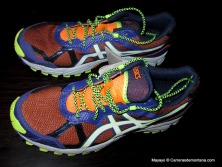 Zapatillas trail Asics fuji attack 2