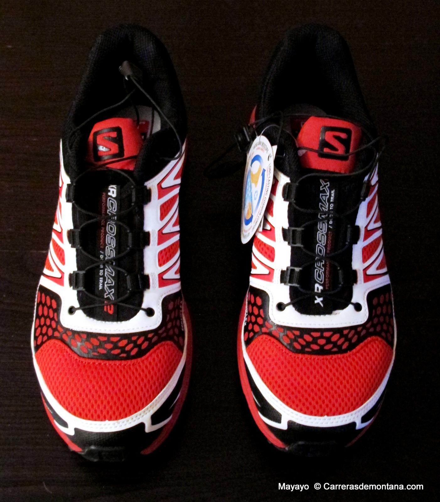 Zapatillas Salomon Para Correr