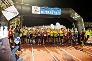Ultra trails Castellón: Salida conjunta MiM y CSP115