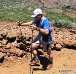Brooks Cascadia 8 en ultra trail Transvulcania