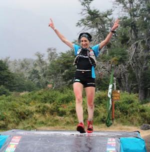 Corredores de montaña: Oihana Kortazar, campeona Cruce Los Andes 2013