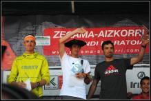 Adidas Trail Running Zegama 2013 Luis Alberto Hernando 2ª fotos organizacion