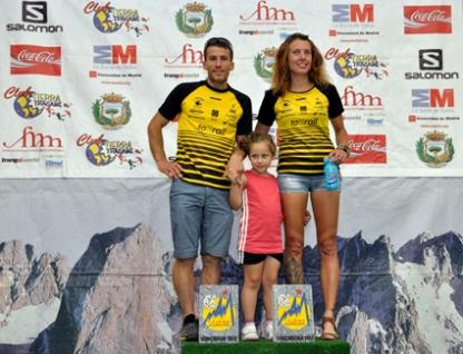 Alfredo Gil y Sofi´a Garci´a Bardoll vencedores del MAM 2013 ©SergioPrieto-MAM