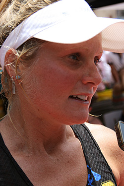 Anna Frost campeona Transvulcania 2012 foto ISF