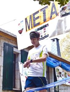 Carrera montaña Sanabria: Pablo Villa entra vencedor en 1h49m