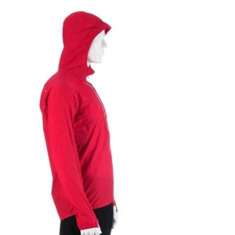 chaqueta trail salomon bonatti XT WP 210 gr 150€ vista lateral