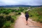 trail montaña ruta guadarrama la granja cercedilla llegndo valsain