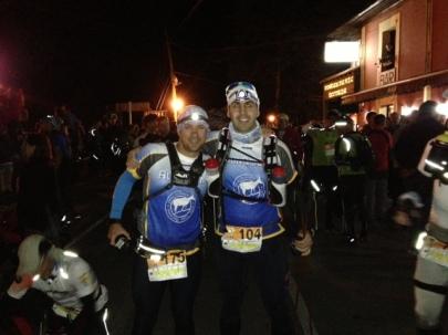 Travesera Picos Europa 2013: La noche, de los populares.