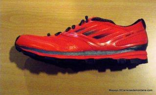 Zapatillas trail Adidas Adizero XT foto perfil