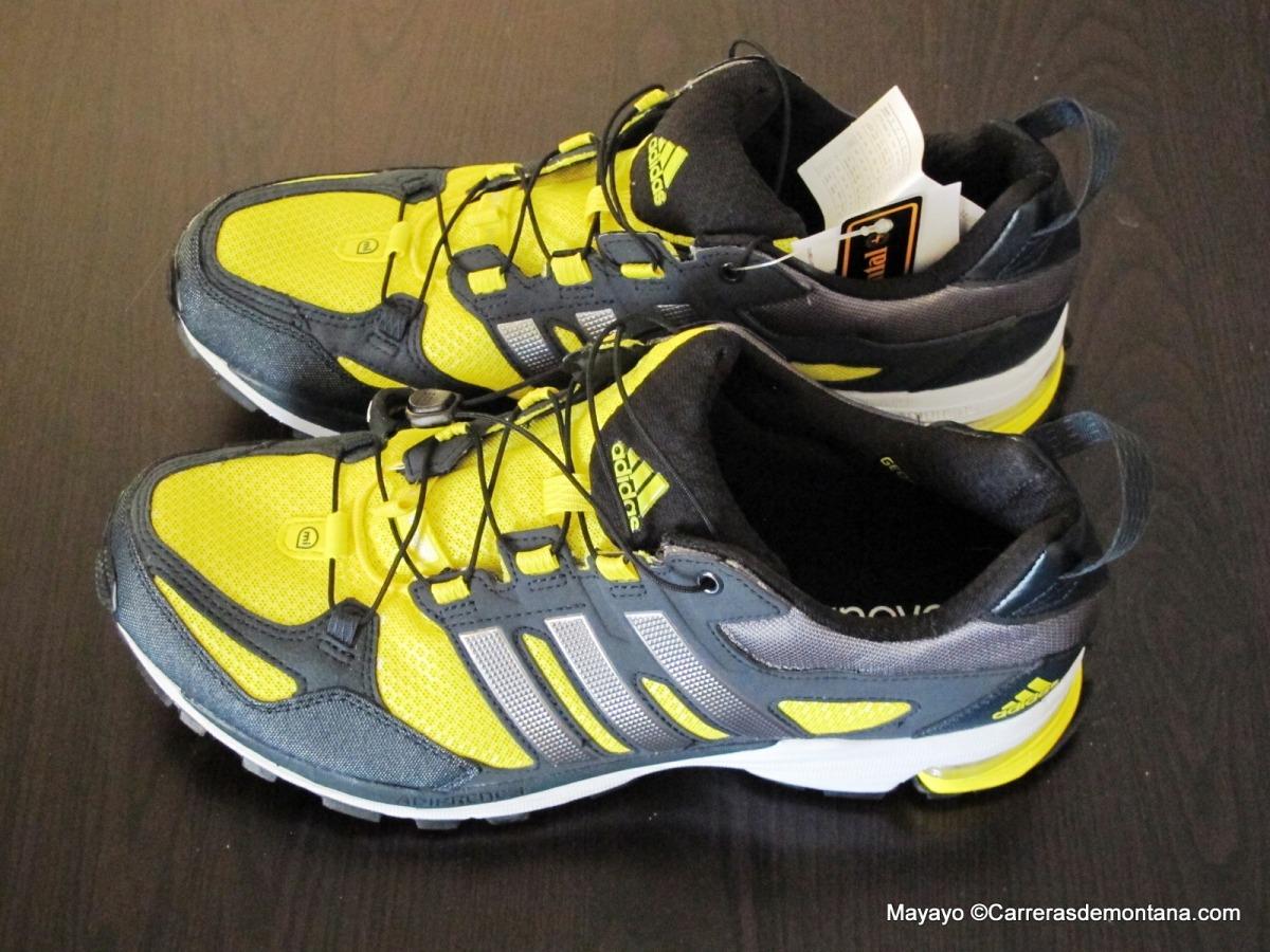 5e309a7f950 Zapatillas Trail Adidas Supernova Riot 5 (130€ 330gr. Drop11mm) Analisis y  prueba a fondo 120km por Mayayo.