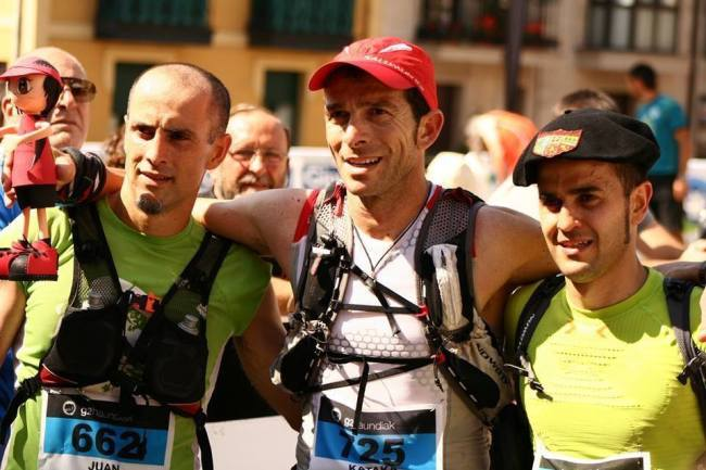 Ehunmilak 2013 Resultados G2h13 G2Haundiak 1º Iñaki Kataka. 2º Juan Romano 3º Gaizka Barañano.