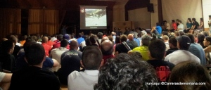 Trail del Aneto: Briefing Vuelta Aneto 2013.
