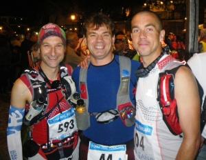 Gran Trail Peñalara 2013 fotos Mikel Leal, Mayayo y Casey  morgan