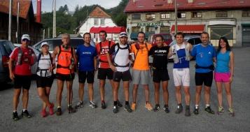 100 km madrid segovia fotos entrenamiento ultra trail