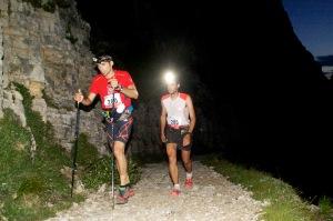 Kilian Jornet y Luis Alberto Hernando campeones Europa Foto Transdhavet Press Office