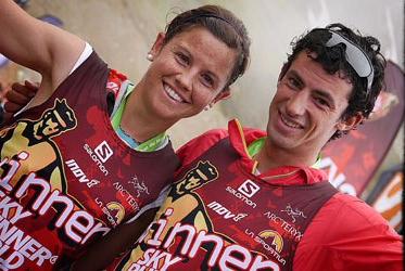 Kilian Jornet y Stevie Kremer, campeones del Mont Blanc Marathon 2013