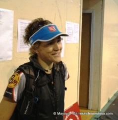 Nuria Picas en previo Cavalls del vent 2012