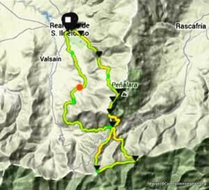 Rutas Montaña: Maratón Alpina Dos Canchales, Peñalara y tubos Cabezas (44k/D+2300m)