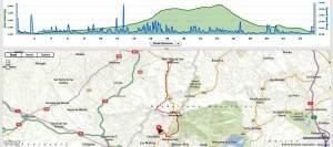 Ruta Guadarrama: La Granja a Cercedilla  por GTP y Camino Santiago. (37k/D+1.100m)