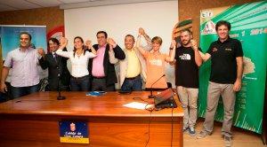 Presentación  de Transgrancanaria 2014.