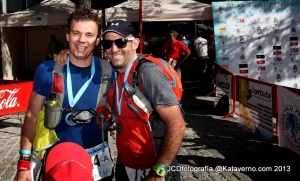 Hidratación Deportiva: Alegría compartida en la meta del GTP13.
